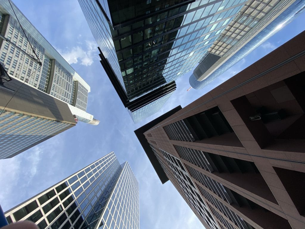 Day Trip Frankfurt Financial Center