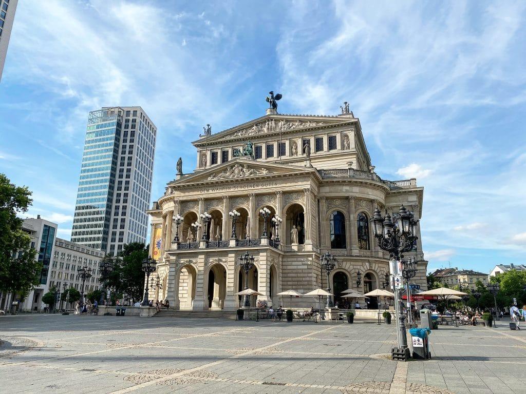 Day Trip Frankfurt Opera