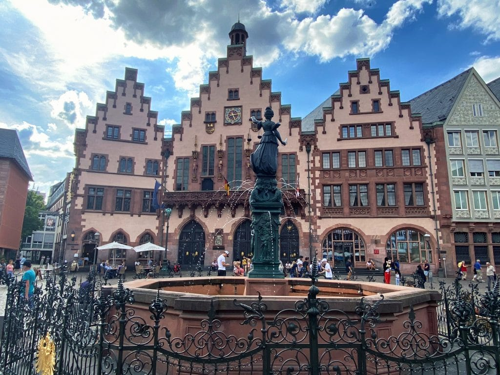 Day Trip Frankfurt Roemer