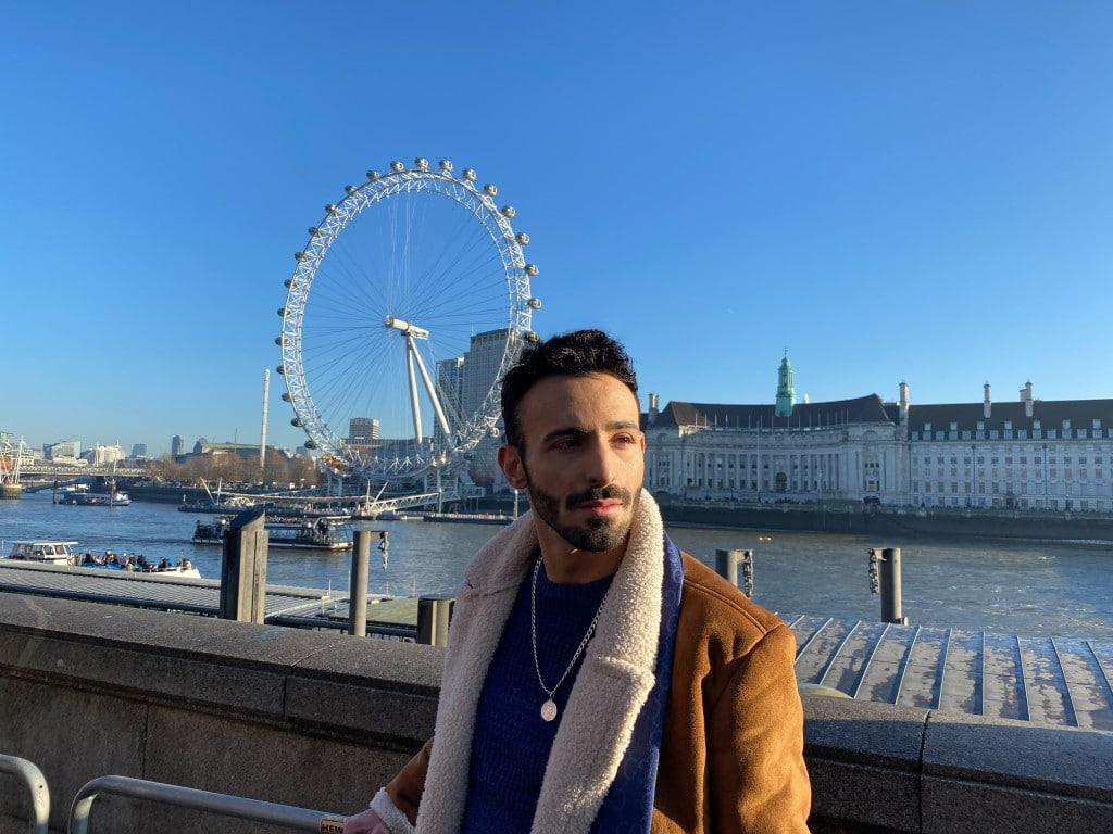 London Male Winter Fashion 2