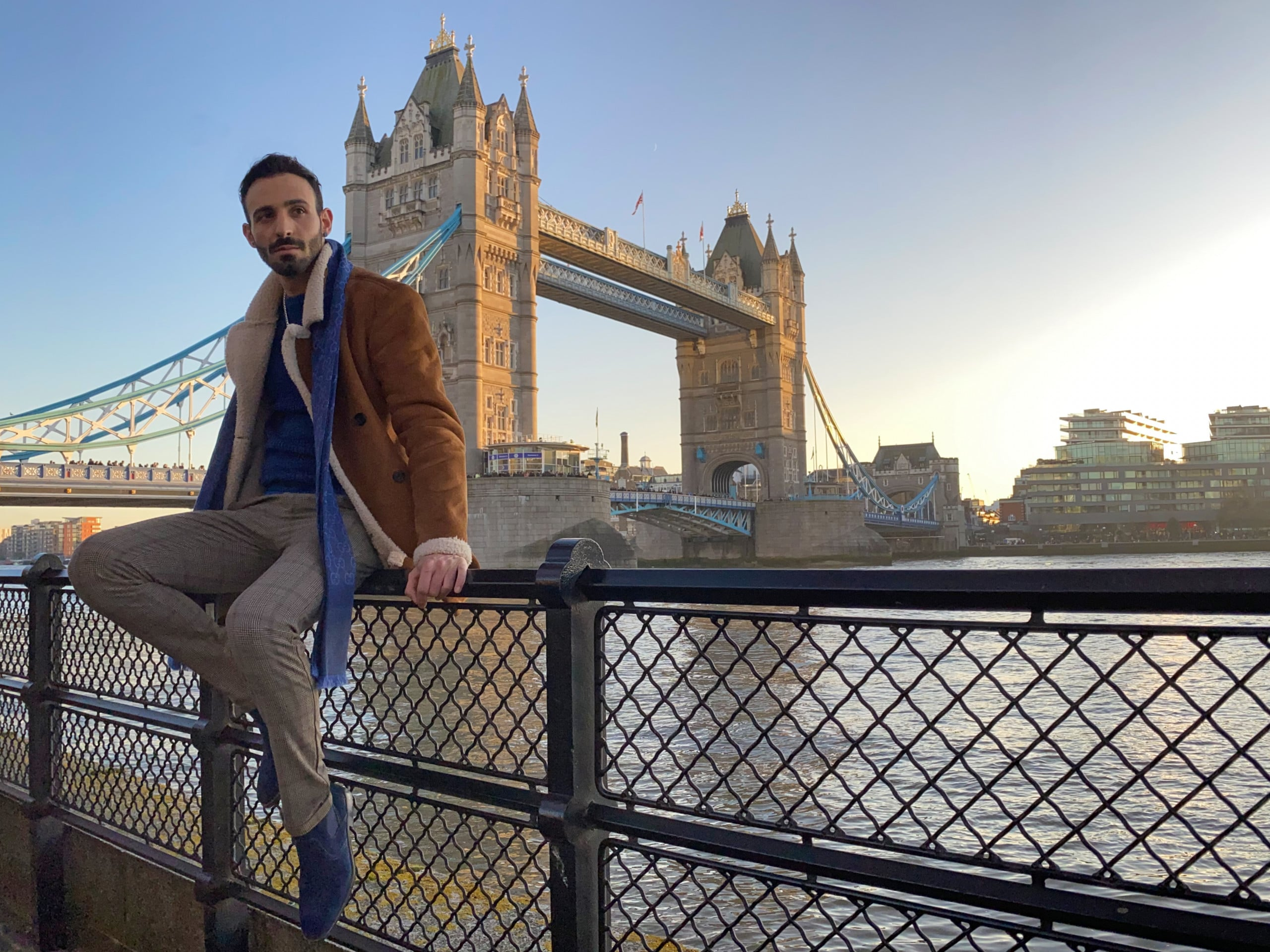 London Male Winter Fashion 4